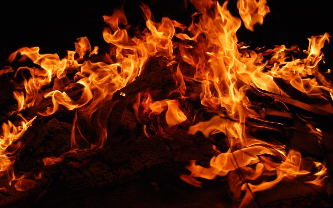 Fire Season: It's a Thing